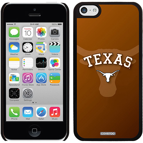 University of Texas Watermark Design on iPhone 5c Thinshield Snap-On Case by Coveroo