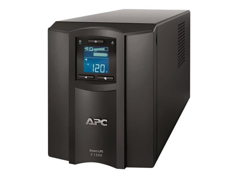 APC Smart-UPS C 1500VA LCD UPS 900 Watt 1500 VA by APC