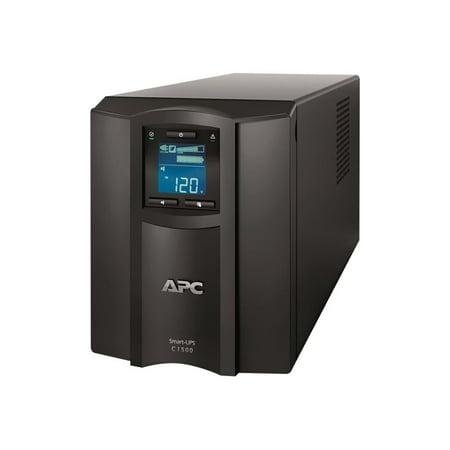 APC Smart-UPS C 1500VA LCD - UPS - 900 Watt - 1500 (Apc Smart Ups 1500va Lcd 230v Smt1500i)
