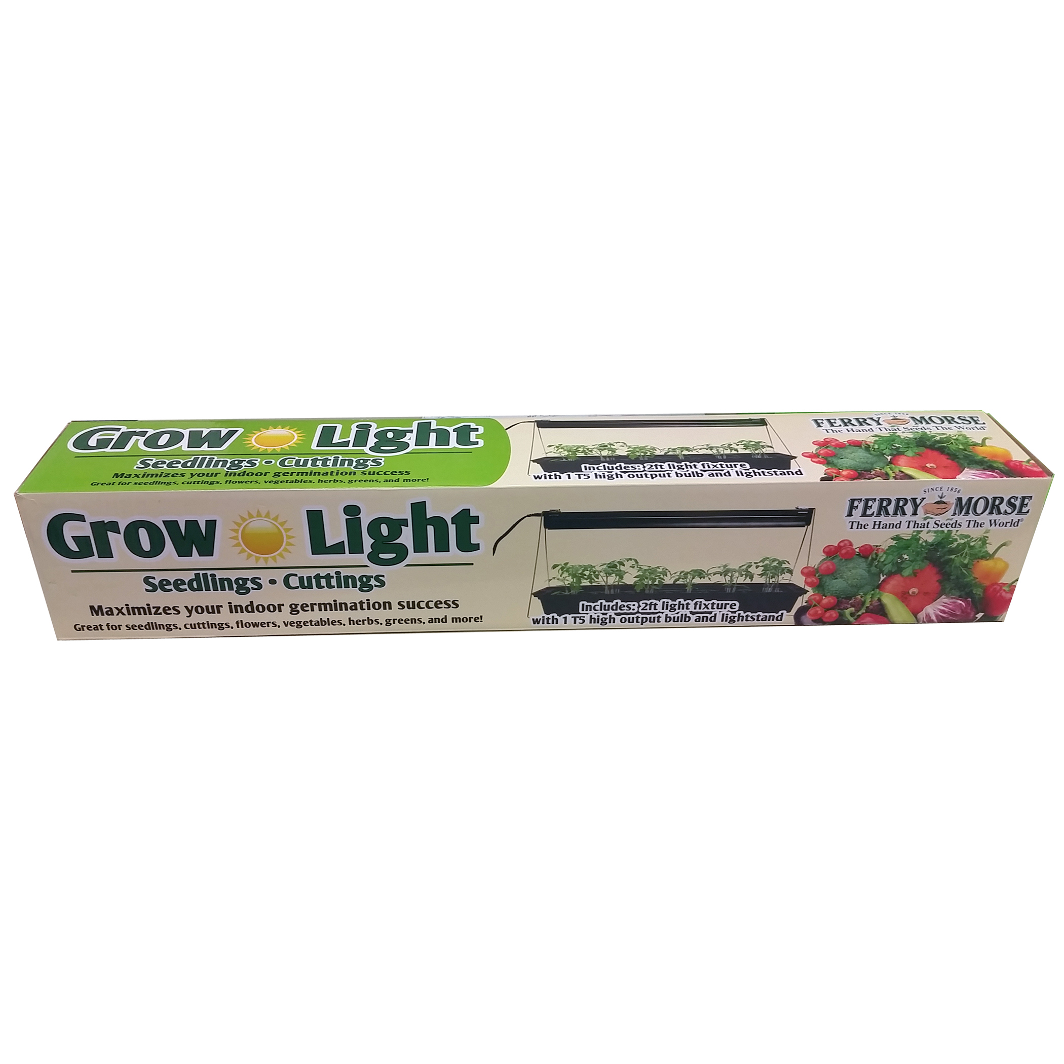 Plantation Products KLIGHT 2' Grow Light For Seedling & Cuttings