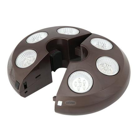 Image of Island Umbrella Rechargeable LED Umbrella Light
