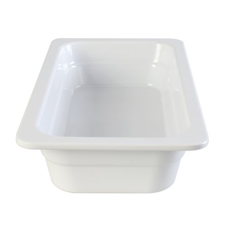 Excellante Gastronorm pan melamine container, 1/3 size, 65mm/ 2 1/2