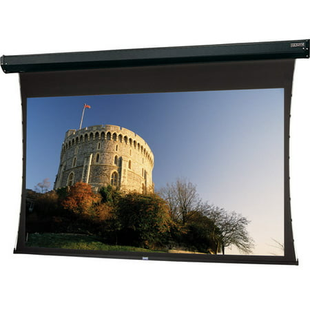 Tensioned Cosmopolitan Electrol Dual Vision Electric Projection Screen Viewing Area: 57.5