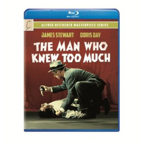 The Man Who Knew Too Much (1956) (Blu-ray) (Widescreen)
