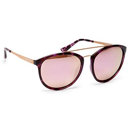 Pepper's Unisex Wicket Polarized Sunglasses, Ppl Tort/Ppl, OS](Breast Cancer Sunglasses)