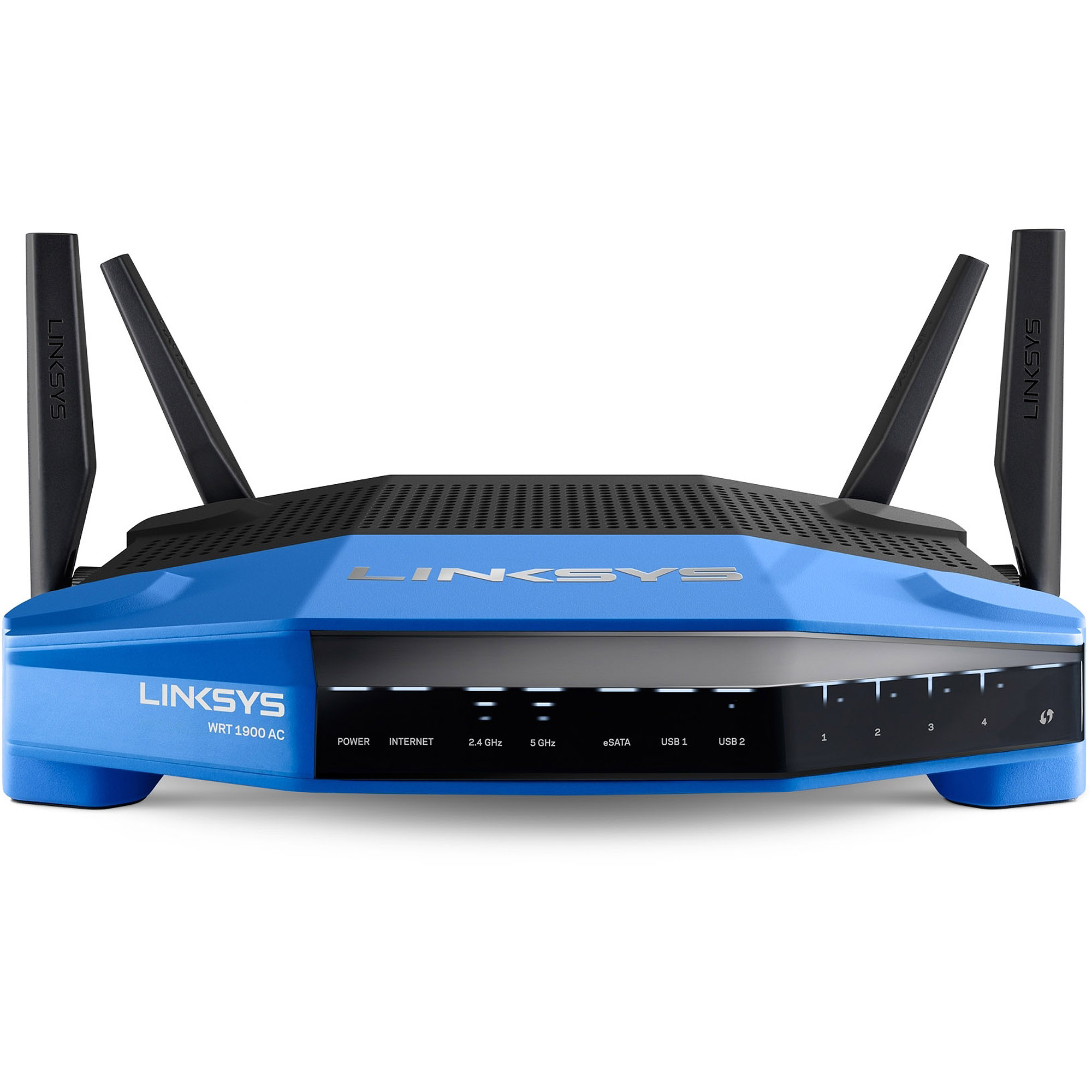 Linksys Dual-Band AC1900 Wireless Wi-Fi Router (WRT1900AC)