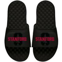 Stanford Cardinal ISlide Tonal Pop Slide Sandals - Black