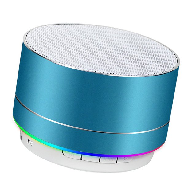 Peroptimist Mini Portable Wireless Bluetooth Speaker With Built In Mic Tf Card Slot Hd Sound And Bass For Most Smartphone And More Walmart Com Walmart Com