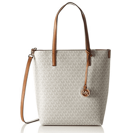 0124dc6d2bc0 MICHAEL Michael Kors - MICHAEL Michael Kors Hayley Large North South Top  Zip Tote 30S7GH3T3V-149 - Walmart.com