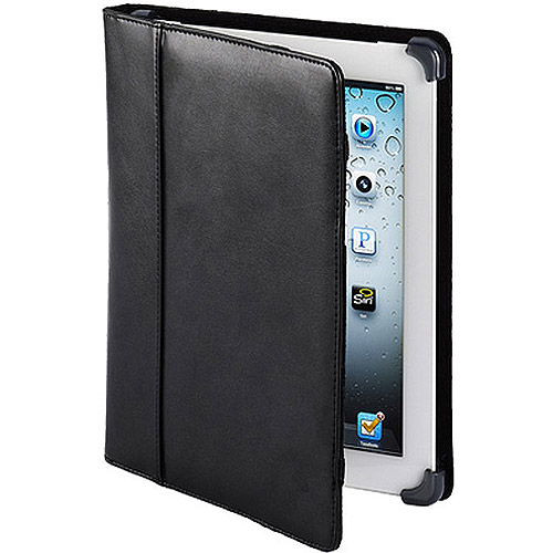 Cyber Acoustics New iPad Leather Case
