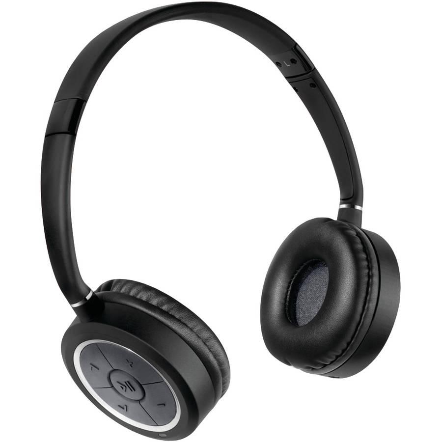 Headphones wireless microphone - red headphones with microphone