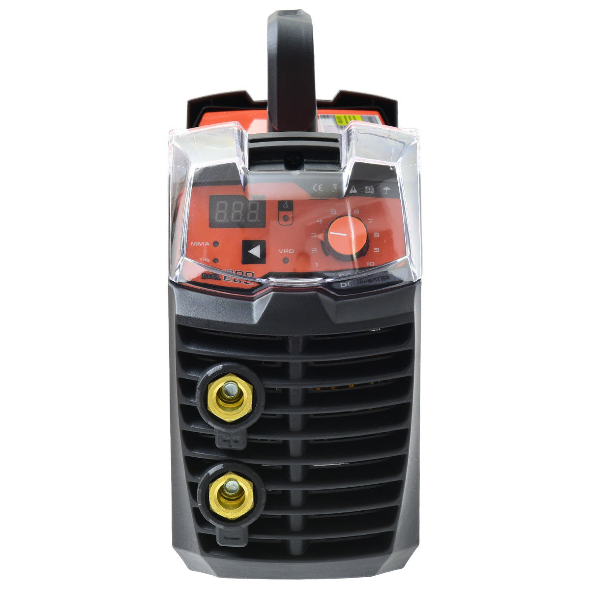 Goplus MMA TIG ARC IGBT Welding Machine 200 AMP 110/220V Welder DC Inverter  LED Display - Walmart.com