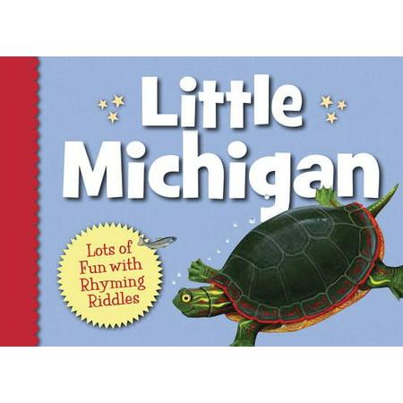 Little Michigan (Board Book)