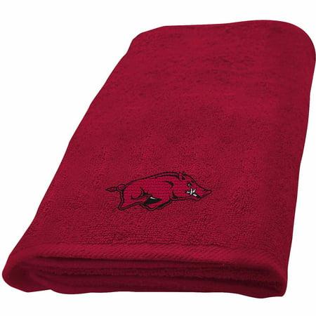NCAA University of Arkansas Hand Towel, 1 Each