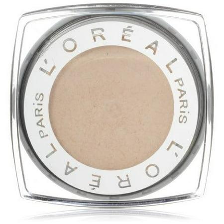 LOreal Paris Infallible 24 Hour Waterproof Eye Shadow, Endless Pearl, 0.12 oz.