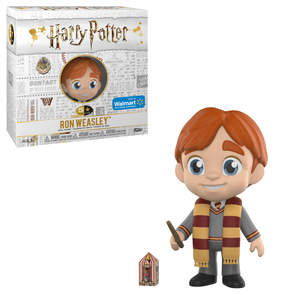 Funko 5 Star: Harry Potter - Ron Weasley - Walmart Exclusive