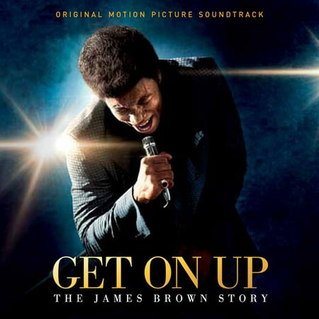 Get on Up: The James Brown Story - Soundtrack (CD)](Charlie Brown Halloween Soundtrack)
