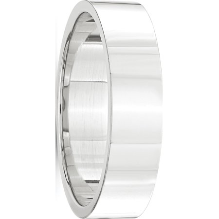 USA - Platinum 5mm Wedding Band (Platinum Designer Wedding Band)