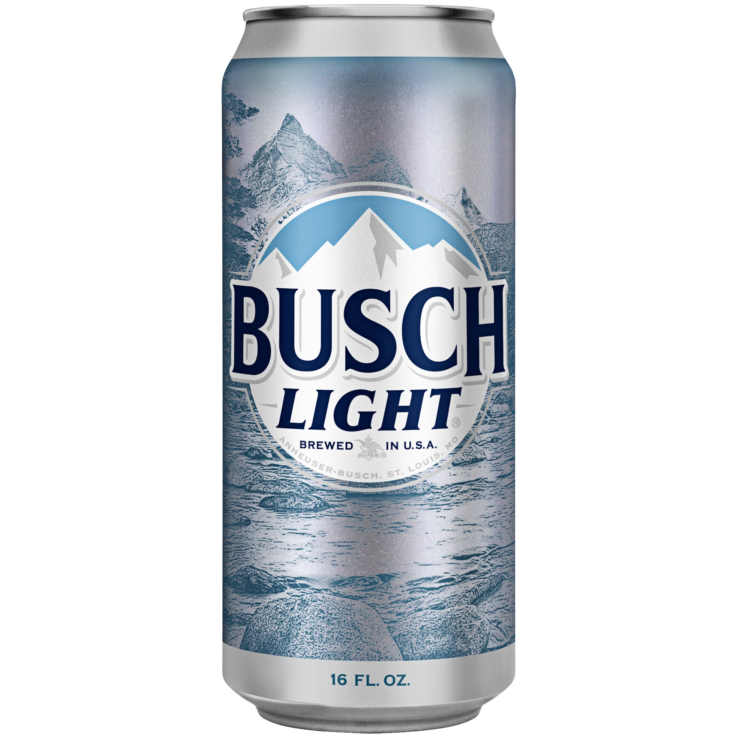 Busch Light Beer, 6 pk 16 fl. oz. Cans