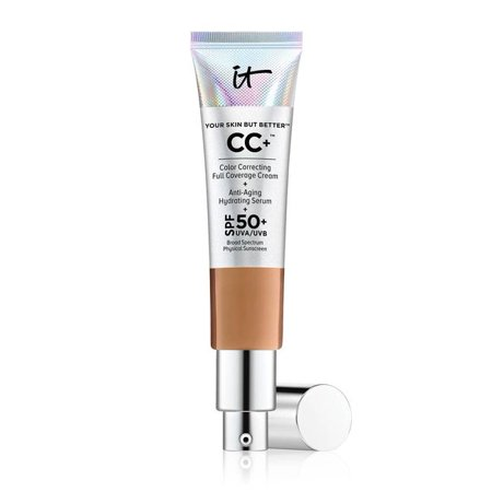 It Cosmetics Your Skin But Better Cc  Cream With Spf 50   Deep