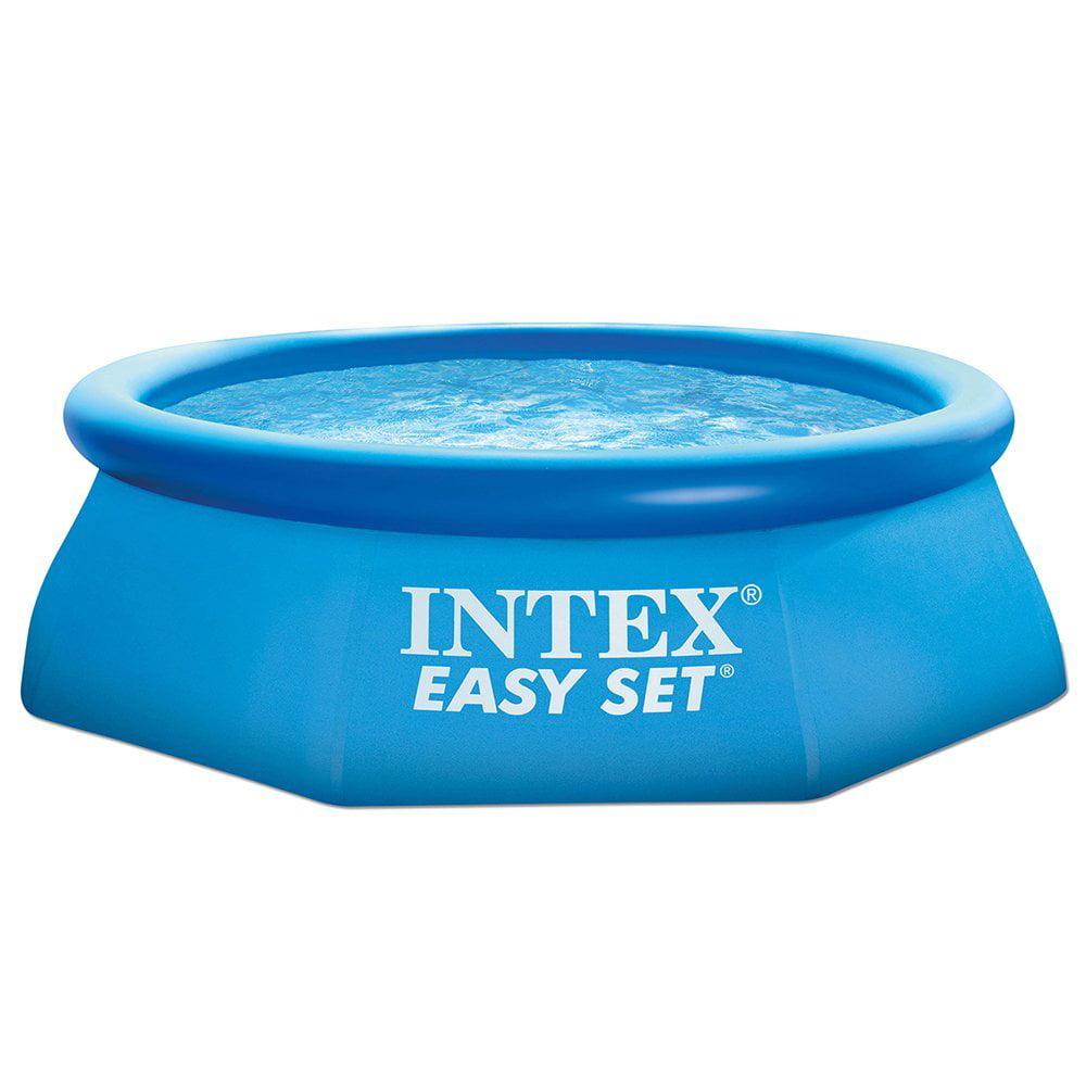 Intex Recreation Pool Swim Set Easy St 8ftx30in