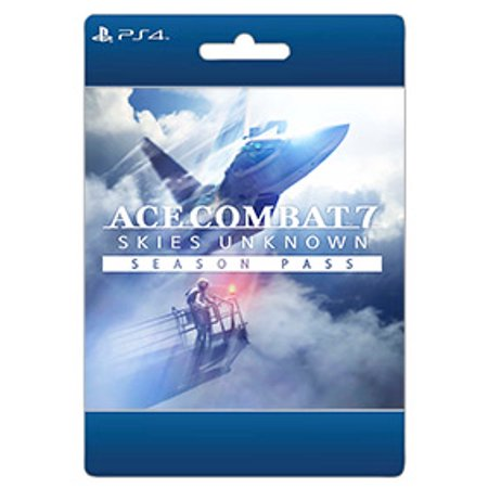 ACE COMBAT™ 7: SKIES UNKNOWN Season Pass, Bandai Namco, Playstation,  [Digital Download]
