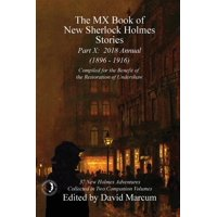 MX Book of New Sherlock Holmes Stories: The MX Book of New Sherlock Holmes Stories - Part X (Paperback)