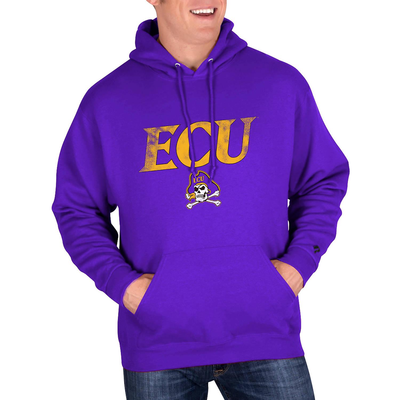 NCAA East Carolina Pirates Mens Classic-Fit Pullover Hood