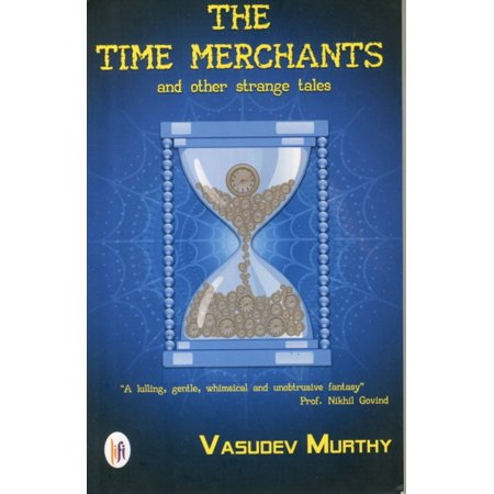 Strange Cover - The Time Merchants And Other Strange Tales (Paperback)