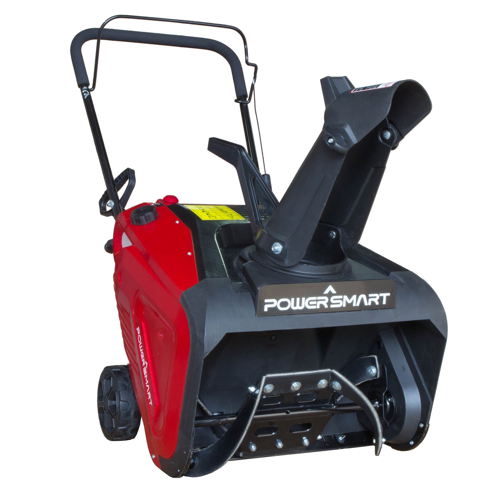 PowerSmart DB7005 Single Stage Gas Powered 196 cc Lightweight Compact Snow Blower