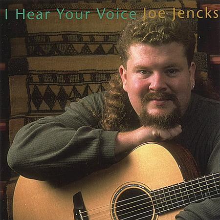 Joe Jencks   I Hear Your Voice  Cd