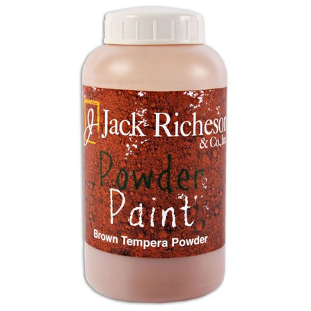 Powdered Tempera Paint  (Brown) (Powder Paint Party)