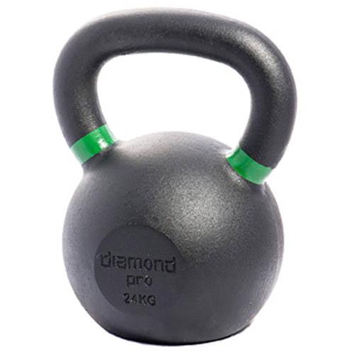 Diamond Pro Kettle Bell, 53 lb 24kg/Green