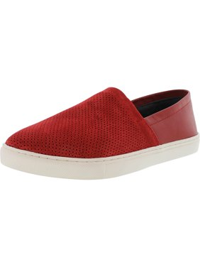 Kenneth Cole Men's C The Light Red Ankle-High Leather Loafer - 7M