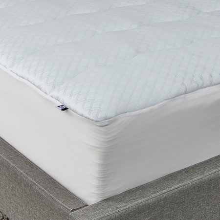 Sealy Cooling Mattress Pad, Full