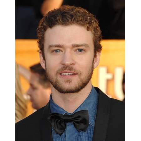 Justin Timberlake At Arrivals For 16Th Annual Screen Actors Guild Sag Awards - Arrivals Stretched Canvas -  (16 x 20)