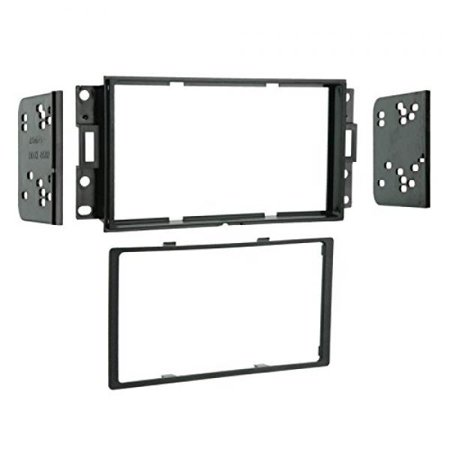 Metra 95-3527 Double DIN Installation Dash Kit for 2004-up Pontiac Grand Prix Vehicles