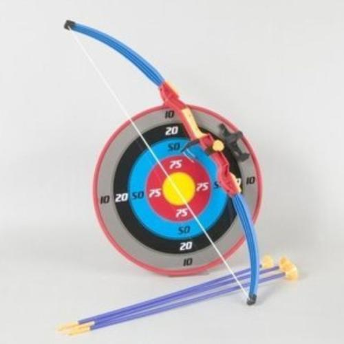 Toy Archery Bow And Arrow Set with Target