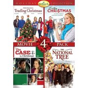 Trading Christmas / Lucky Christmas / The Case for Christmas / The National Tree (DVD)