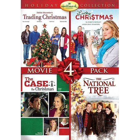 Trading Christmas.Trading Christmas Lucky Christmas The Case For Christmas The National Tree Dvd