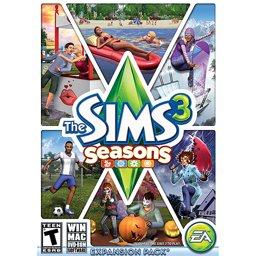 Sims 3: Seasons (PC/ Mac)
