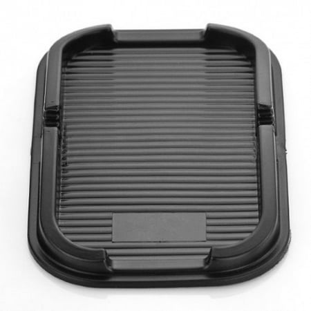 Black Rubber Proof Anti Skid Non-Slip Dash Tray & Holder for car truck van