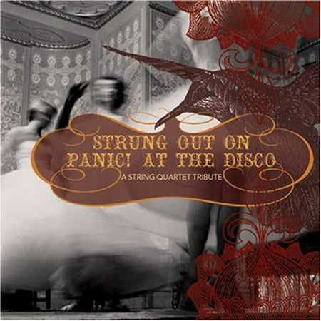 Strung Out On Panic! At The Disco: A String Quartet Tribute (Best String Quartet Music)