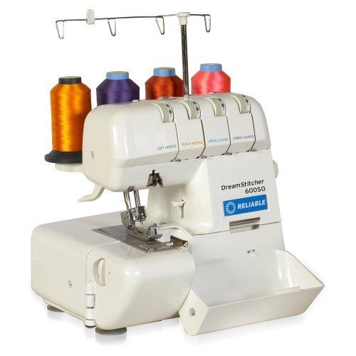Reliable DreamStitcher 600SO Portable Sewing Machine