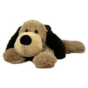 Warmies Microwavable French Lavender Scented Plush Brown Dog