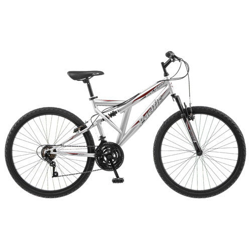 Pacific Men's 26'' Derby Full Suspension Mountain Bike by Pacific