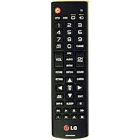 LG Electronics AKB74475433 Remote Control for HDTV - 2 X AA (Batteries Not Included)