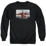 Tudors The Final Seduction Mens Crewneck Sweatshirt