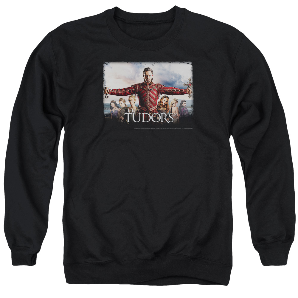 Tudors The Final Seduction Mens Crewneck Sweatshirt