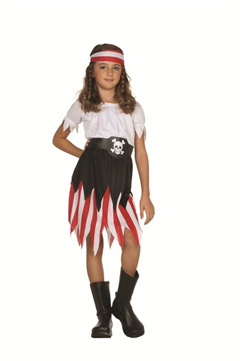 Pirate Wench Child Costume by RG Costumes